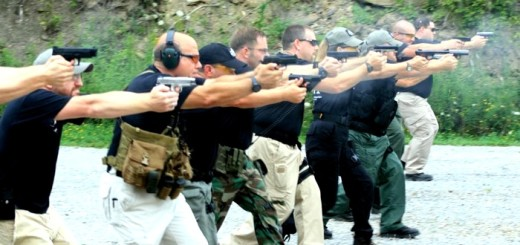 Navy Seal Firearms Training Course