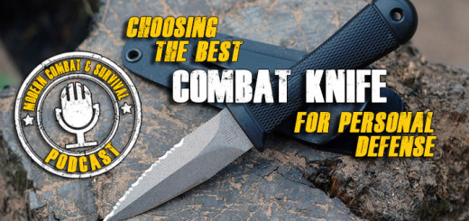 Choosing The Best Self Defense Knife For Combat