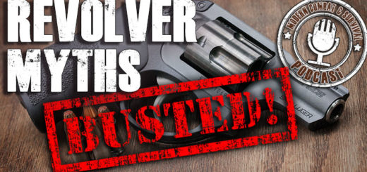 Revolver myths for personal defense