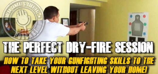 Dry-Fire Training Drills For Firearms