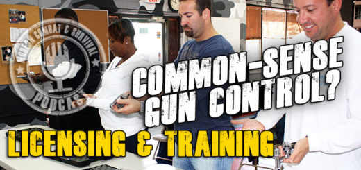 Common Sense Gun Control - Training