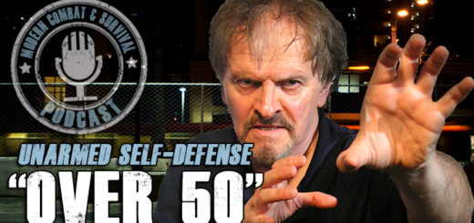 Self Defense Over 50