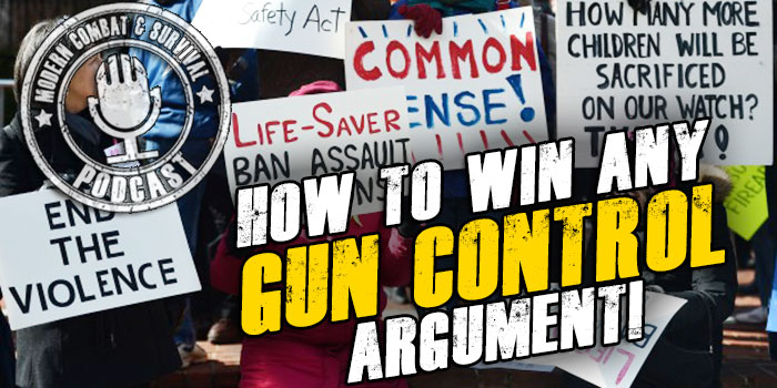 Win Any Gun Control Argument