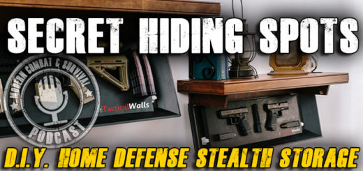 Secret Hiding Spots For Home Defense