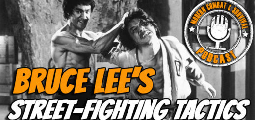 Bruce Lee Street Fighting Techniques