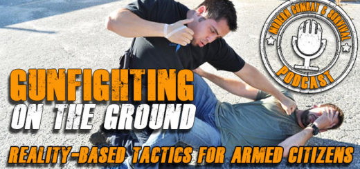 Ground Fight Gun Fighting