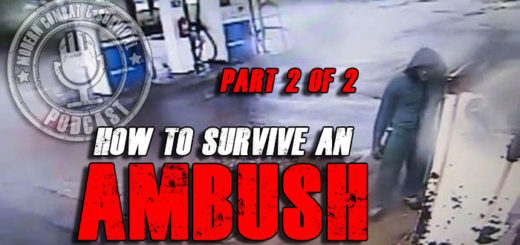 Counter Ambush Survival Training