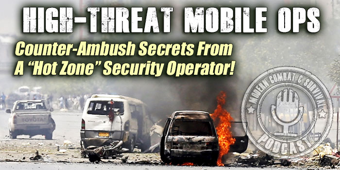 High Threat Mobile Operations