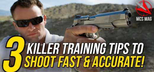 New Pistol Training Drills To Shoot Fast And Accurate