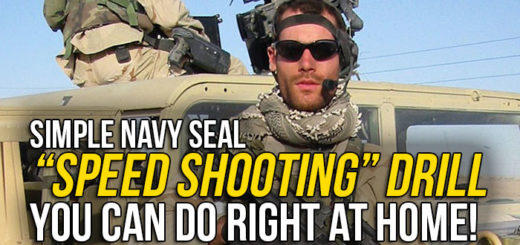 Navy SEAL Speed Shooting Dry Fire Drill