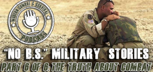 The Truth About Military Combat