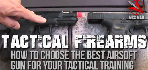 Tactical Airsoft Firearms Training