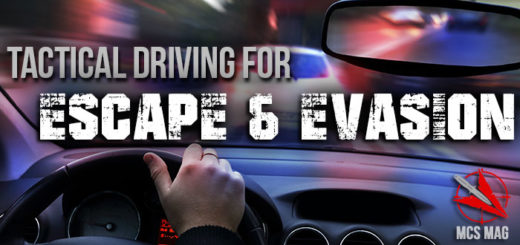 Urban Escape And Evasion Driving