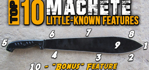 Survival Machete Uses
