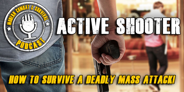 Active Shooter Defense Tactics