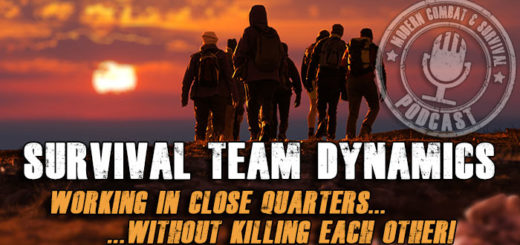 Building A Survival Team - Dynamics