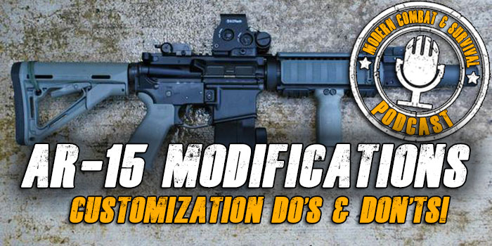 The Best Ar 15 Modifications And Accessories For Home Defense
