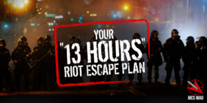 Benghazi Riot Defense Tips: EDC Gear For Escape And Evasion in Mob Violence