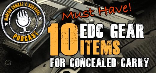 Best EDC Gear For Concealed Carry