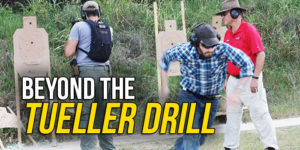 Safe Tueller Drill For Tactical Firearms Training