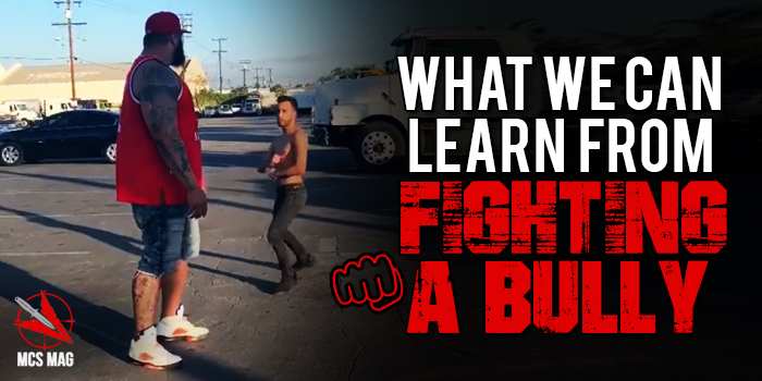 Street Fight BUlly Attack Self-Defense MMA Worldstar