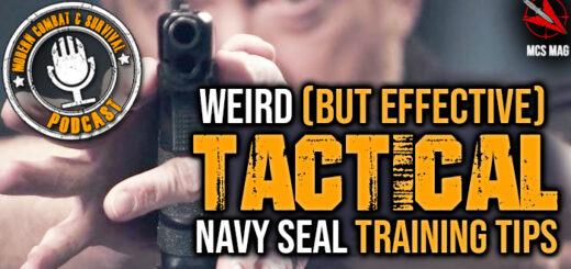 Weird But Effective Tactical Training Tips From A Navy SEAL