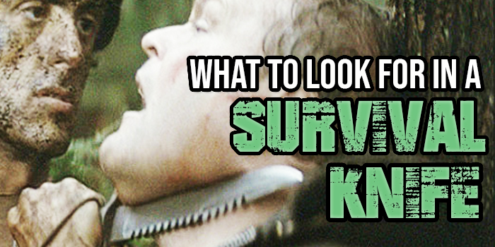 Best Survival Knife Features