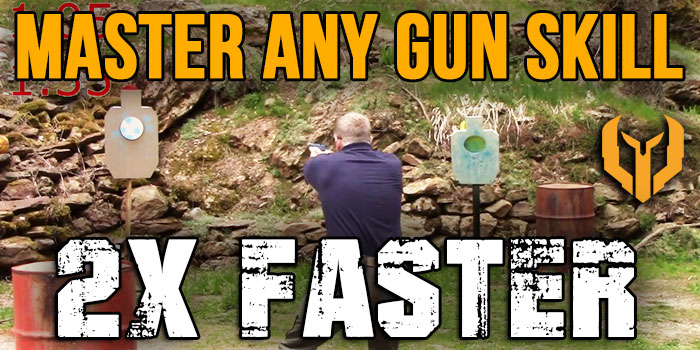 Master Any Shooting Skill Twice As Fast